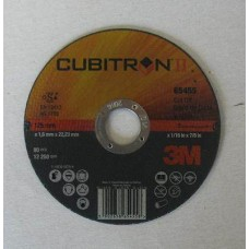 3M TARCZA DO CIĘCIA 125X1,6X22 CUBITRON II