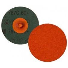 3M787C DYSK FIBROWY ROLOC 75MM P80+